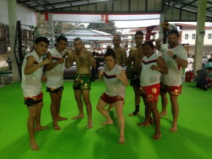 ChockChai Muay Thai Gang